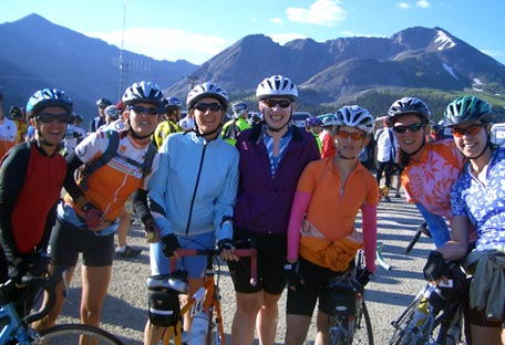 Copper Triangle - The Girls at Fremont Pass